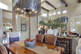 Dining Room Drum Chandelier by Country Dining Room With Chandelier U0026 Hardwood Floors Zillow