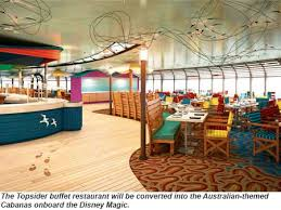 Disney Magic Floor Plan Disney Magic Renovation Aims For U0027something For Everybody U0027 Travel