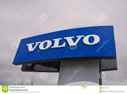 volvo logo volvo logo editorial image image 19741590