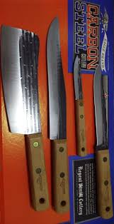 Quality Kitchen Knives Brands Vintage Carbon Steel Regent Sheffield Razor Sharp Eagle Brand