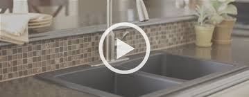 How To Cut A Sink Hole In Laminate Countertop Selecting The Ideal Kitchen Sink At The Home Depot