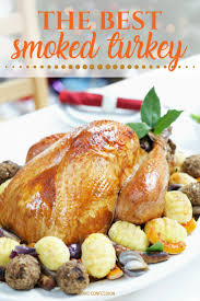 perfectly smoked turkey meal planning tips for thanksgiving