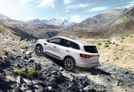 renault koleos 2016 interior renault koleos introduced to the market next to captur and kadjar