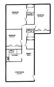 floor plans 3 bedroom 2 bath 3 bedroom 2 bath westmont gardens apartments