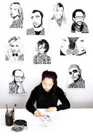 Fashion Nexus A Fashion Blog by Meets Obsession Fashion Illustration Yiying Lu Art