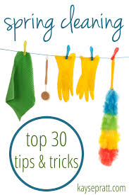 spring cleaning top 30 tips and tricks intentional moms
