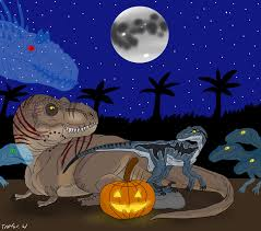 halloween pic art happy halloween from rexy and blue by trefrex on deviantart
