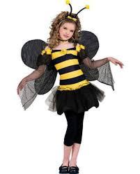 girls bumble bee halloween costume medium 8 10 child kids dress 5