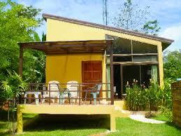 pictures holiday house koh lanta krabi thailand loft style pool
