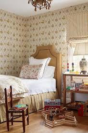 Kids Roman Shades - kids room with ship print wallpaper country boy u0027s room