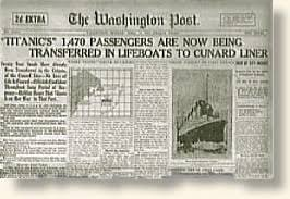 the sinking of the titanic 1912 the sinking of the titanic 1912