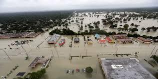 Flood Map Houston Houston U0027s Big Dams Won U0027t Fail But Many Neighborhoods Will Have To