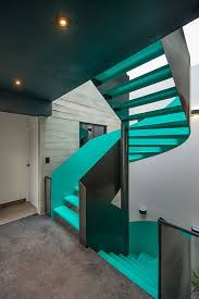 colorful staircase designs 30 ideas to consider for a modern home