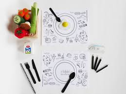 coloring placemats diy coloring placemats handmade