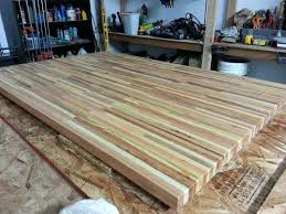 Diy Wood Dining Table Top by Homemade Tray Thats Easy And Beautiful Diy Round Wooden Table Top