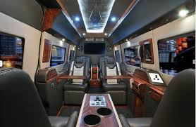 limousines for sale sprinter limo for sale new used sprinter limos davey coach