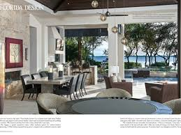 Luxury Home Design Magazine - christopher burton homes burton private residence featured in