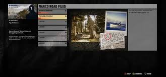 Fertigk He Ghost Recon Wildlands U2013 Narco Road Verschollene Autos Finden Mit