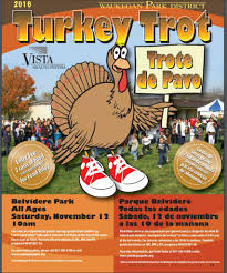 thanksgiving themed family fitness in lake county 2016