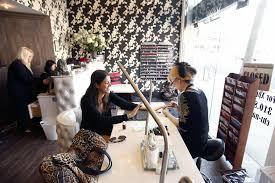 l a u0027s latest manicure pedicure spots nail the spa boutique vibe
