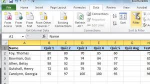 Grade Book Template Excel Excel Gradebook Percentage Method