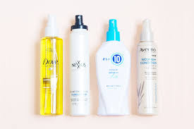 best leave in conditioner for dry frizzy hair moisturizing light leave in conditioners for natural hair