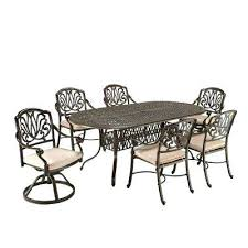 Refinishing Patio Furniture by Patio Best Cast Aluminum Outdoor Furniture Reviews Floral