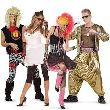 80 u0027s rockstars group costumes buycostumes com