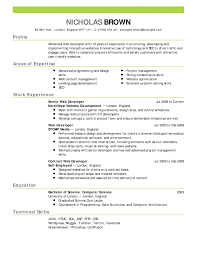 What Is The Best Resume Font by Top Resume Builder Resume For Your Job Application