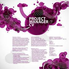 Example Of Project Manager Resume by Pic Artistic Project Manager Cv Sample Is A Creative Resume Right