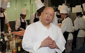 ecole cuisine thierry marx le chef thierry marx pose ses fourneaux à grigny ii le parisien