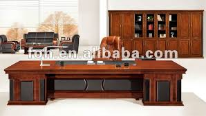 Presidential Desks Solid Wood Furnishings Presidential Desk Senior Executive Desk