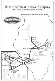 Denver Terminal B Map 32 Best Illinois Terminal Railroad Images On Pinterest Illinois