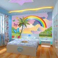 Wall Murals Bedroom by 594 Best Mural Ideas Images On Pinterest Rainbow Bedroom