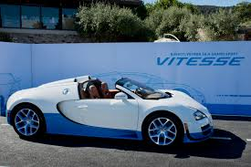 concept bugatti veyron bugatti veyron 16 4 grand sport vitesse in action video