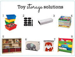 Storing Toys In Living Room - toy clutter organized 3 brilliant ways