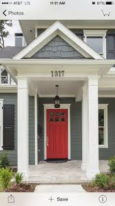 Front Door Colors For Gray House Top 25 Best Coral Door Ideas On Pinterest Navy Front Doors