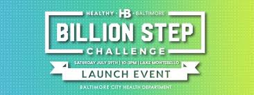 Challenge Steps Healthy Baltimore Initiative Billion Step Challenge Baltimore