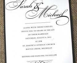 Invitation For Marriage Wording For Wedding Invitation Wording For Wedding Invitation For