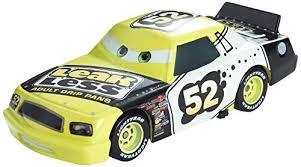 cars characters yellow disney pixar cars piston cup die cast murray clutchburn vehicle