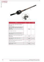 case ih catalogue front axle page 32 sparex parts lists