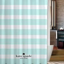 Mint Shower Curtain Kate Spade Shower Curtain Curtain Design Ideas