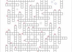 5th grade crossword worksheets u0026 free printables education com