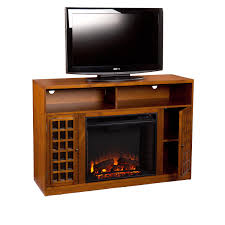 southern enterprises narita 48 inch electric fireplace media