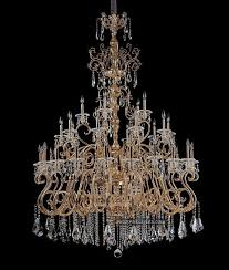 Making Chandeliers 47 Best Wrought Iron Crystal Chandeliers Images On Pinterest