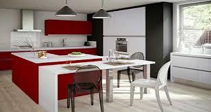 credence cuisine blanc laqué superbe credence cuisine blanc laque 6 mat ou laqu233 une cuisine