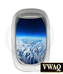 Peel And Stick Wall Decor by Airplane Window Wall Decal Atmosphere Clouds Peel And Stick Wall