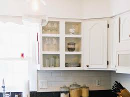 remove kitchen cabinet doors for open shelving remove kitchen cabinet doors for open shelving on a budget