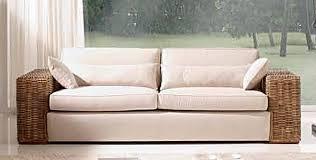 canapé en osier canapé convertible osier rotin royal sofa idée de canapé et