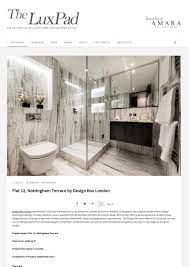 Luxury By Design - press design box london luxury interior design services